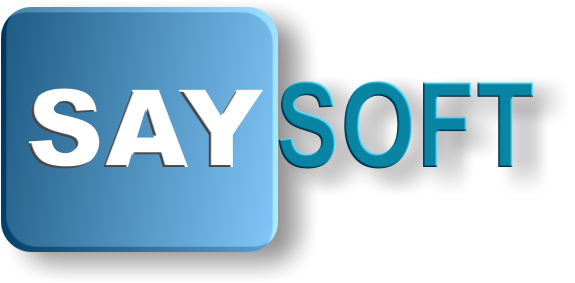 SaySoft logo